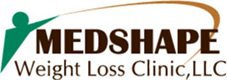 Medshape Weight Loss Clinics Retina Logo