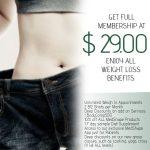 Medshape Weight Loss Specials: Full Membership Program For Only $29!