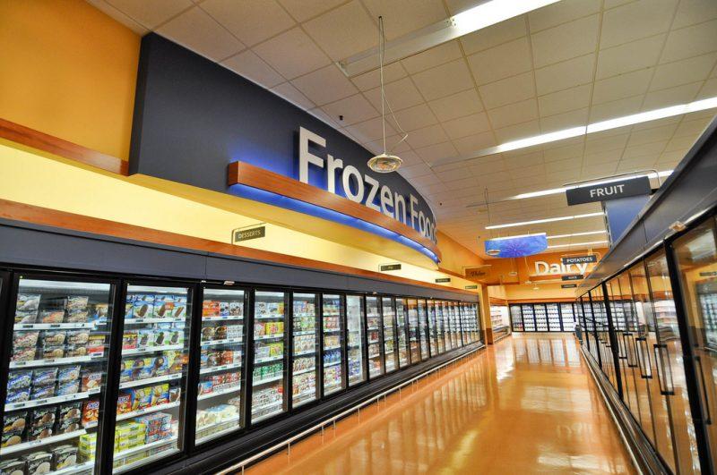 fresh frozen foods