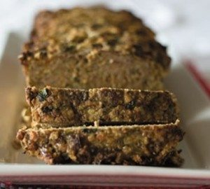 MedShape Weight Loss Recipes - Meatloaf-Italiano