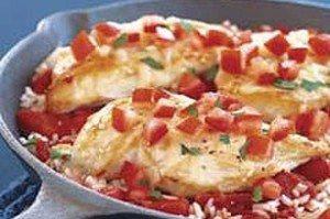 MedShape Steak or Chicken Pizzaioli