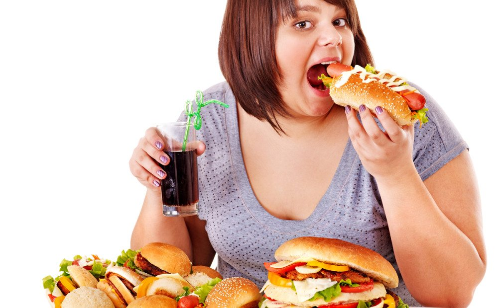 stress and losing weight