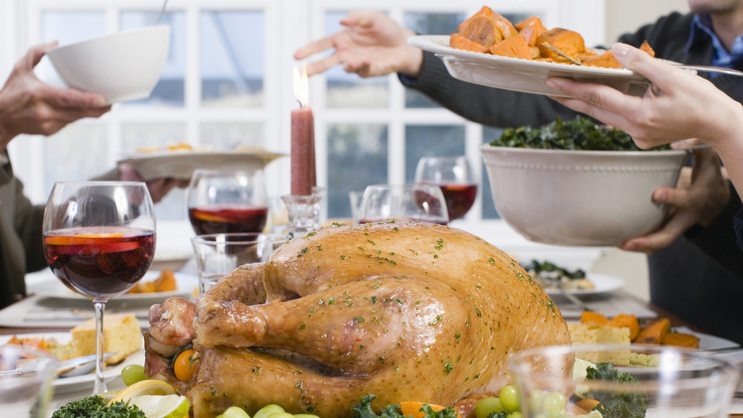thanksgiving day diet tips